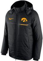 Nike Men's Iowa Hawkeyes Sideline Jacket