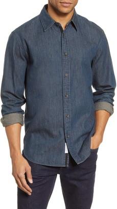 Rag & Bone Fit 3 Button-Up Denim Shirt