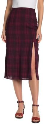 Paige Delfina Midi Skirt