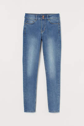 H&M Push-up Regular Ankle Jeans