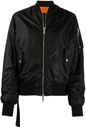 Unravel Project Classic Bomber Jacket