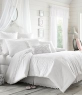 Piper & Wright Lucy Eyelet-Embroidered Comforter Mini Set