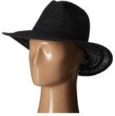 San Diego Hat Company UBM4452 Open Weave Panama Sun Hat Caps
