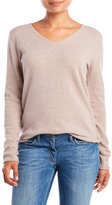 ply cashmere V-Neck Cashmere Sweater