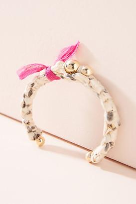 Dannijo Cala Cuff Bracelet By in Beige Size ALL