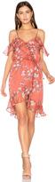 The Jetset Diaries Oasis Floral Mini Dress