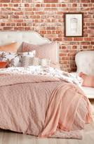 Peri Home Raised Petal Comforter & Sham Set