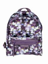 Longchamp Printed Backpack