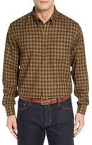Cutter & Buck 'Cliff' Check Sport Shirt