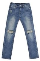 7 For All Mankind Boy's Paxty Ripped Jeans