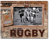 Rugby-Star Photo Frame