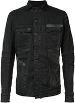 11 By Boris Bidjan Saberi denim jacket - men - Cotton/Polyurethane - L