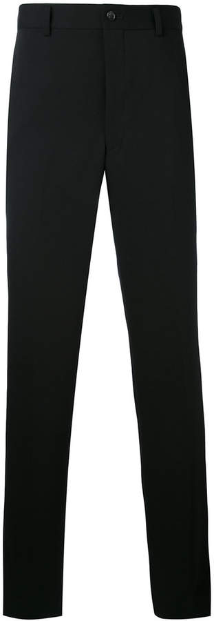 Comme des Garcons tailored trousers