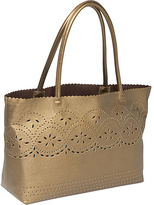 Jesselli Couture Medium Punch Hole Tote