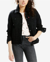 Levi's Levi's® Sherpa-Collar Denim Jacket