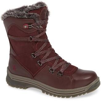 Majesta Luxe Waterproof Winter Boot