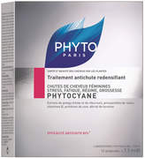 Phyto Phytocyane Hair Treatment 12 ampules by 0.25ozea Ampoule)