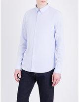 Paul Smith Spaceman slim-fit cotton shirt