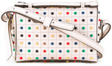 Tod's studded crossbody bag - women - Calf Leather - One Size