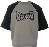 Kokon To Zai Liquify oversized sweatshirt