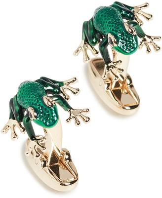 Paul Smith Frog Cufflinks