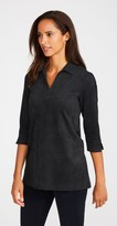 J.Mclaughlin Janis Tunic in Faux Suede
