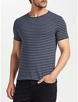 J. Lindeberg Stripe T-shirt, Multi