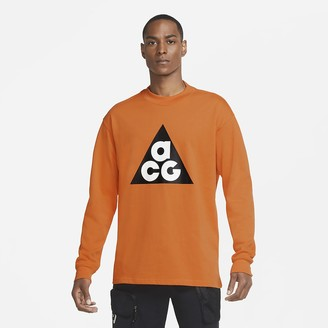 Nike Men's Long-Sleeve T-Shirt ACG