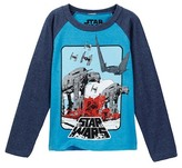 JEM Star Wars Ship Attack Tee (Little Boys)