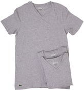 Lacoste Essentials 3-Pack V-Neck Tee
