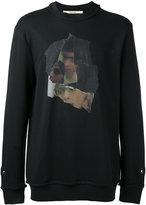 Damir Doma printed sweatshirt - men - Cotton - XS