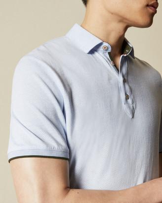 Ted Baker SOYA Cotton polo shirt