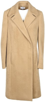 Patrizia Pepe Women's Beige Coat