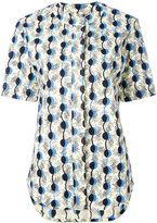 Marni patterned blouse - women - Cotton - 38
