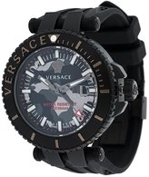 Versace 'V Race Camo Diver' watch