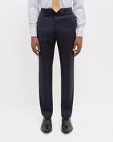 Jaeger Pinstripe Regular Trousers