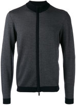 Giorgio Armani zipped sweatshirt