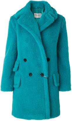Max Mara Adenia alpaca and wool coat