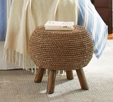 Pottery Barn Archie Woven Stool