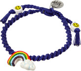 Venessa Arizaga Over The Rainbow ceramic bracelet