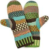 Solmate Socks Solmate Mismatched Fleece Lined Mittens/Gloves