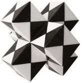 Kelly Wearstler Mini Marble Trapezoid Sculpture