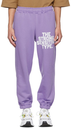Martin Asbjorn Purple Nathan Lounge Pants