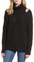 Ella Moss Women's Cutout Sweater