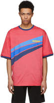 DSQUARED2 Red Hawaii Super Over It T-Shirt