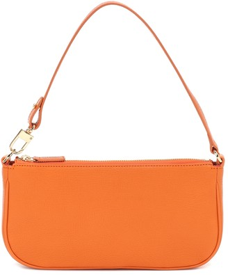 BY FAR Exclusive to Mytheresa Rachel leather shoulder bag