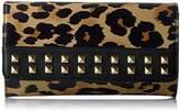 Juicy Couture Womens Zephyr Leopard Wristlet Handbag,3.3 x 12.5 x 20.2 cm (W x H x L)