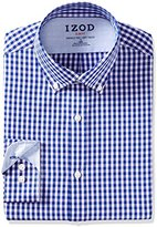 Izod Men's Slim Fit Plaid Shirt