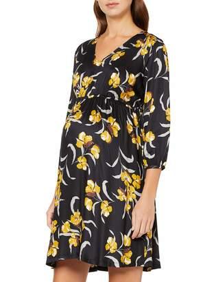 Queen Mum Women's Dress 7/8 Ls