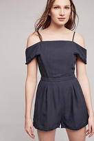 Elevenses Maddy Open-Shoulder Romper
